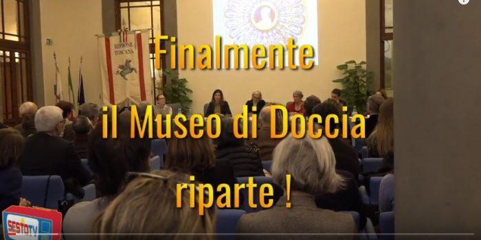 Finalmente il Museo di Doccia riparte !